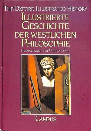 Illustrierte Geschichte der westlichen Philosophie führt uns in die Welt philosophischer ...