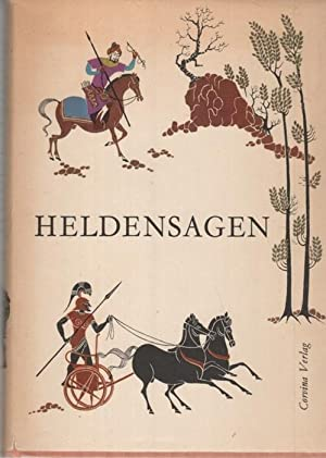 Heldensagen nacherzählt von József Román mit Illustrationen: Román, József