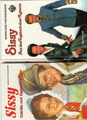 12 Bände Sissy: Der kleine Wildfang. Ein Mädchen wird Kaiserin. Ein Herz und eine ...