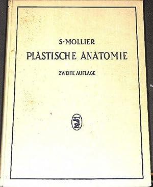 Plastische Anatomie die konstruktive Form des menschlichen Körpers von s.Mollier mit Bildern ...