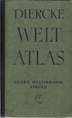 Diercke Weltatlas Einführung in das Kartenverständnis - Deutschland - Europa - Asien - ...