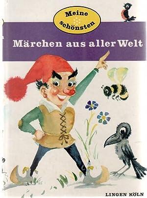 Meine schönsten Märchen aus aller Welt nacherzählt von Christian Boch mit Bilder von...
