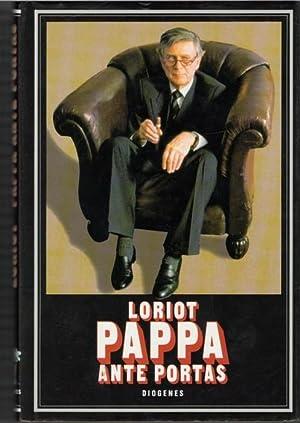 Pappa ante portas das Drehbuch zum Film mit zahlreichen, meist farbigen Fotos.von und mit Loriot: ...