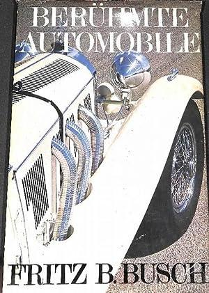 Berühmte Automobile damals und heute - Linda-Sammelbilderalbum, komplett). Mit 44 Bildern - ...