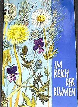 Im Reich der Blumen - Zimmer, Balkon, Garten - Band 1 Serie 14 96 Bilder vollständig mit Text ...