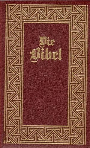 Merian Bibel Die Bibel, die ganze Heilige Schrift des Alten und Neuen Testaments, mit 200 ...