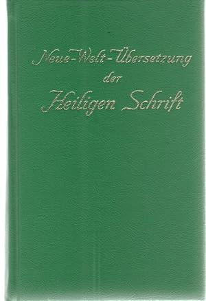 Neue-Welt-Übersetzung der Heiligen Schrift Bibel von 1986