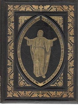 Die Nachfolge Christi. Von Thomas a Kempis mit Original-Zeichnungen von Carl Merckel. Neu ...