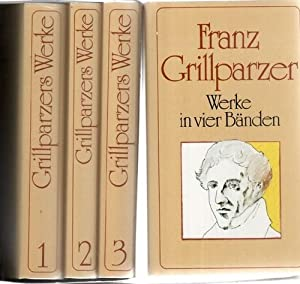 Werke in vier Bänden Band 1. Leben und Werk Selbstzeugnisse Dokumente Band 2. Studien ...