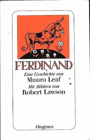 Ferdinand, der Stier von Munro Leaf mit: Munro Leaf