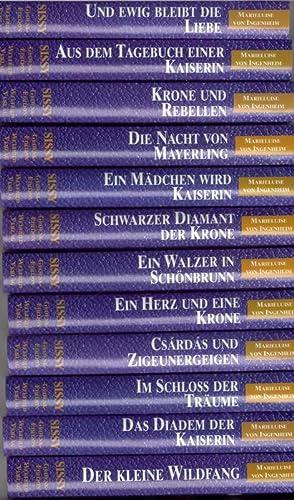 Sissy alle 12 bände 12 Bände Sissy: Der kleine Wildfang. Ein Mädchen wird Kaiserin. ...