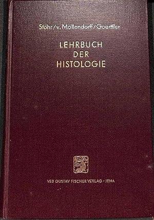 Lehrbuch der Histologie und der mikroskopischen Anatomie des Menschen begründet von Philipp St...