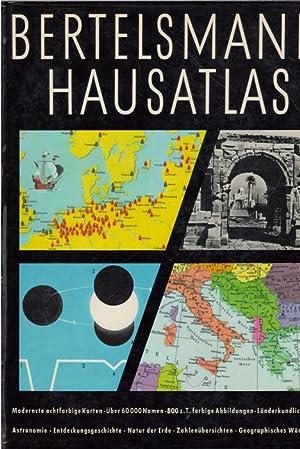 Bertelsmann Hausatlas Astronomie, Entdeckungsgeschichte der Erde, Natur der Erde, die Welt in ...