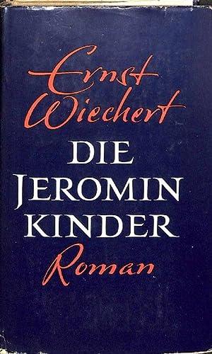 Die Jeromin-Kinder Band 1 und Band 2 ein einem Buch eine masurische Chronik und ein breit ...