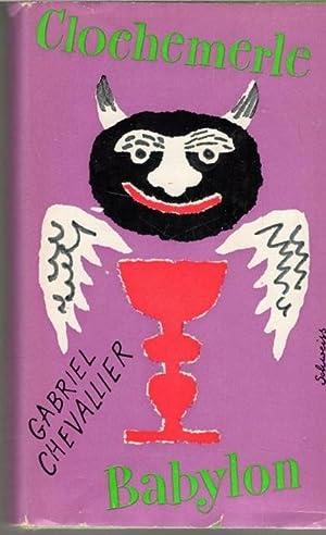 Clochemerle-Babylon die Satire auf die formale Demokratie geht weiter von Gabriel Chevallier: ...