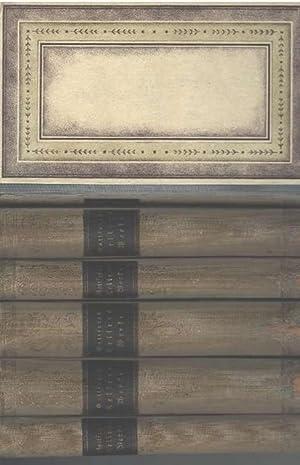 Gottfried Keller's Werke 6 Bände. Kritisch durchgesehene und erläuterte Ausgabe mit ...