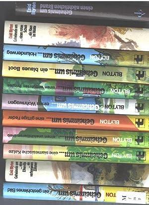 Geheimnis-Serie der 6 Spürnasen von Enid Blyton 7 in sich abgeschlossene Bände unvollst&...