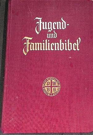 Stuttgarter Jugend- und Familienbibel zur Einführung ins Bibellesen nach der deutschen Ü...