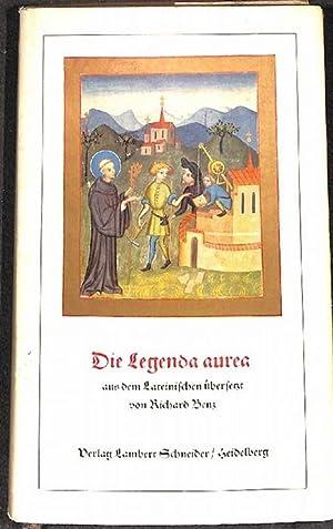 Legenda aurea die Heiligenkunde zu den Heiligenlegenden des Mittelalters lebhaft-packende ...