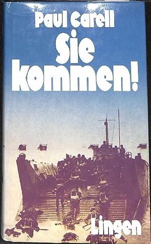 Sie kommen der deutsche Bericht über die: Carell, Paul