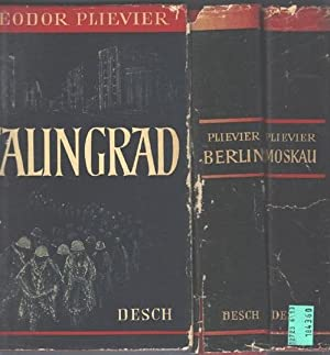 Moskau, Stalingrad,Berlin . der große Krieg im Osten ein authentizitischer Roman welcher mit ...
