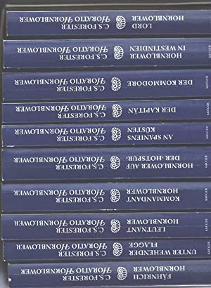 Horatio Hornblower: Roman: 11 Bände Fähnrich Hornblower; Leutnant Hornblower; Hornblower ...
