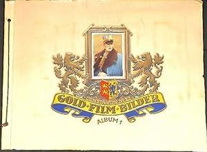CONSTANTIN No. 23 Gold-Film-Bilder - Album 1 vollständig: CONSTANTIN