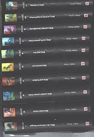 Blitz, 11 Bücher von 2 - 12 eine großartige klassische Pferdebuchserie über die ...