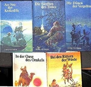 Am See der Krokodile ,Die Sänften des Todes ,In der Osae des Orakels,Bei den Rittern der W&...