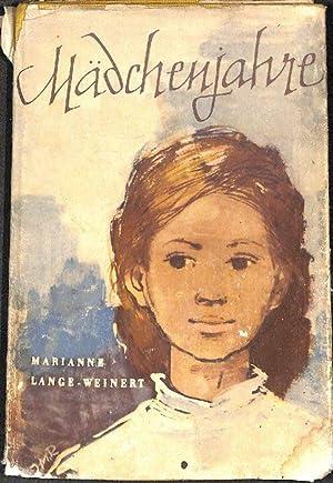 Mädchenjahre erinnerungen an Erich Weinert ein biographischer Bericht von Marianne ...