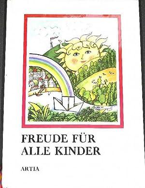 Freude für alle Kinder ein Jahrbuch Im Frühling, Sommer, Herbst und Winter - Spielen,...