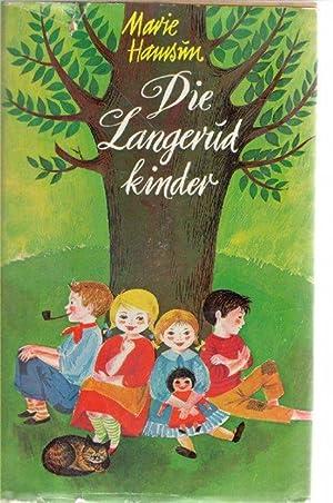 Die Langerudkinder im Sommer und im Winter die ersten beiden Teile aus der Reihe die Langerudkinder...