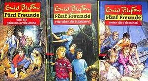 5 Freunde spannende Geschichten für Jungen und Mädchen 12 Bücher der Serie fünf...