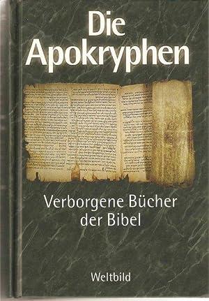 Die Apokryphen die verborgenen Bücher der Bibel von Erich Weidinger mit Holzschnitten und ...