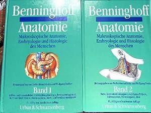 Anatomie, Makroskopische Anatomie, Embryologie und Histologie des Menschen.Band 1., Allgemeine ...
