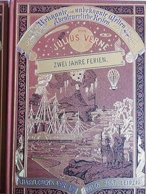 Bekannte und unbekannte Welten - abenteuerliche Reisen/: Jules Verne