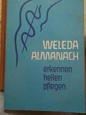 Weleda Almanach - Erkennen, heilen, pflegen / ausgewählte Beiträge aus den Weleda Nachrichten/ Weleda Schriftenreihe Nr. 13