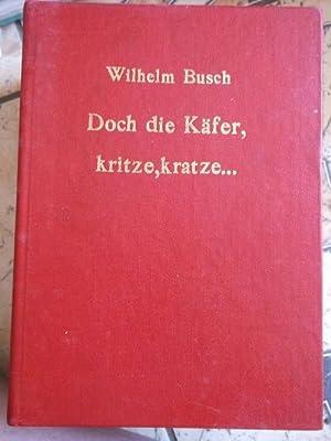 Bewaffneter Friede Busch Wilhelm Zvab