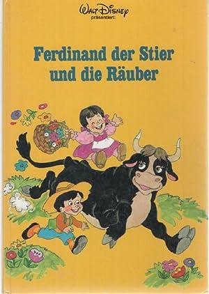 Ferdinand der Stier und die Räuber Walt: Disney Walt
