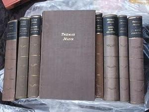 Gesammelte Werke Thomas Manns1 Joseph und seine: Mann, Thomas
