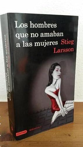 TRILOGIA DE STIEG LARSSON. 3 VOLUMENES. MILLENIUM: STIEG LARSSON