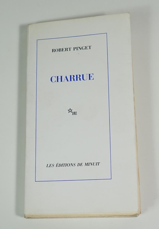 Charrue_PINGET_Robert_Très_bon_Couverture_souple