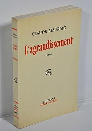 L'agrandissement: MAURIAC Claude