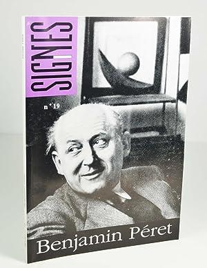 Revue Signes n° 19, Benjamin Péret, janvier: Collectif) Patrice Allain,