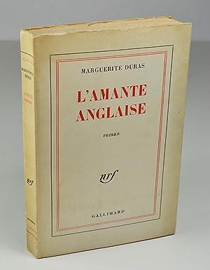 L'amante anglaise: DURAS Marguerite