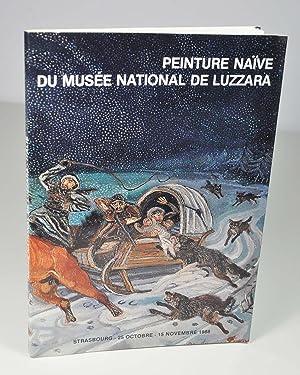 Peinture naïve du musée national de Luzzara: Collectif) Zavattini Cesare,