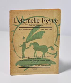 L'Éternelle Revue, n° 3, avril 1945: Collectif) Georges Spyridaki,