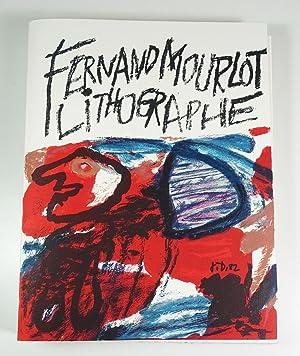 Fernand Mourlot lithographe. A même la pierre: Collectif) Fernand Mourlot