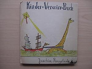 Kinder-Verwirr-Buch mit vielen Bildern.: RINGELNATZ, Joachim (d.i.