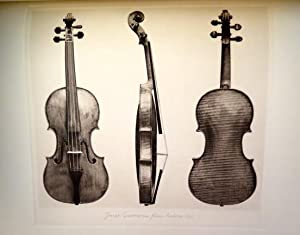 The violin-makers of the Guarneri family (1626-1762): Their life and work.